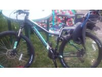 Cannondale Tango 5 27.5 2015 Womens Mountain Bike