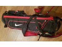 Nike junior golf set