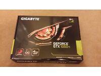 Gigabyte 1050 Ti 4GB - Brand New