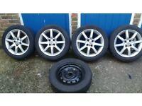 Wheels for Honda 4x100