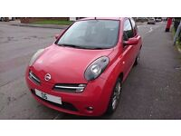 Nissan Micra 2006 Face lift 1.2 sports plus long MOT Cheap car