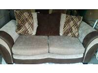 Dfs sofa bed good condition sprung base