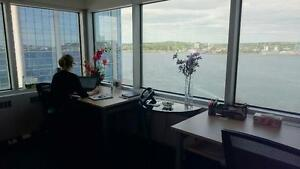 Available Office space in Regus Purdy's Wharf