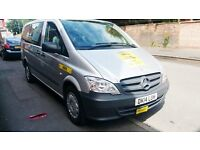 Mercedes-Benz Vito 2.1 113CDI BlueEFFICIENCY Traveliner Bus 8 seats - Compact 5dr CAR VAN FOR SALE