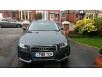 2009 AUDI A4 AVANT SE 2.0L Immaculate high spec luxury family estate 5 door car, low mileage, FSH