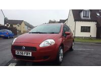 FIAT PUNTO 1.3 PETROL 56 PLATE £650 NO OFFERS