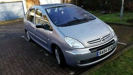 2004 Citroen Xsara Picasso 2.0 i 16v Exclusive Automatic 5dr Full Service History @07445775115@