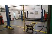 mot station/garage/tyre business for sale