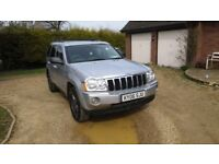 Grand Cherokee Jeep-CRD LTD