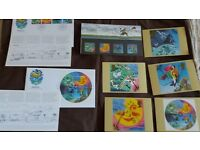 Stamps. 1st day covers. Postcards. Mint. REDUCED £6