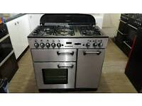 Rangemaster 90 Professional Dual Fuel and LPG