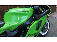 Kawasaki zx750r 1996