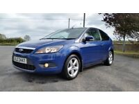 *!*LOW MILES*!* 2009 Ford Focus 1.6 Zetec 100 **FULL YEARS MOT** *TIMING BELT AND SERVICE JUST DONE*