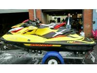 Just ski for sale sea doo rxpx
