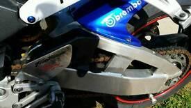 2002 Honda cbr rr fireblade