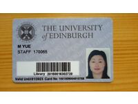Learning Mandarin Chinese with a higly experienced teacher, who works at the university of Edinburgh