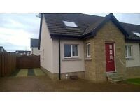 Modern 3 bedroom house in immaculate condition. Available January 1