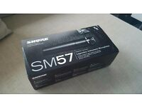Shure SM57 Microphone (BRAND NEW)