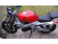 Honda NSR 125 R1 unrestricted/Full power
