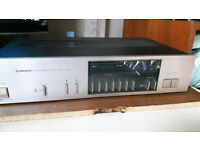 Vintage Pioneer TX-720L Stereo Tuner Full Working Order £20 OVNO