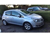 VAUXHALL CORSA SXI 1.4 A/C 2009 FULL DEALER SERVICE HISTORY-1YR MOT-1 PREVIOUS OWNER-EXCELLENT COND!