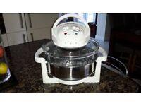 WOLF Halogen cooker (brand new, still boxed)