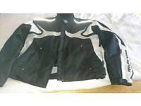 Arien Ness motorbike jacket