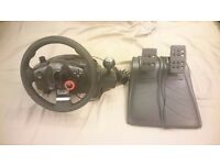 Logitech Driving Force GT Steering Wheel (PS2/PS3/PC)
