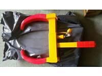heavy duty claw wheel clamp brand new