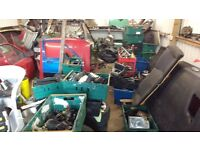 escort mk3 mk4 parts shed full of the rs an xr