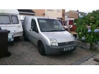 Ford transit connect £1600 approximately 9 months mot very reliable runner