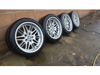 BMW 18'' Staggered 5series e39 M5 Wheels. 520,525,530d,M5