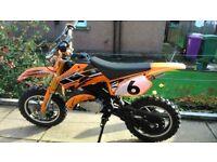 49cc kids motorbike