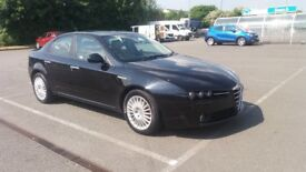Alfa Romeo 159 JTDM/Swap for automatic