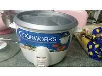 Free Cookworks rice cooker