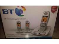 Bt 7600 nuisance call blocker Trio bn digital cordless phone with answers machine