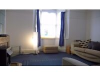 LARGE SELF CONTAINED FURNISH FLAT ( 1 BEDROOM) RENT INCLUDES COUNCIL TAX AND WATER (NO ADMIN FEES)