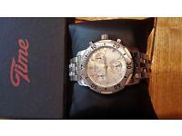Men's Tisso PRS200 watch