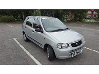 04 Plate - Suzuki Alto - 1.0 Petrol - Manual - 5 Door Hatchback