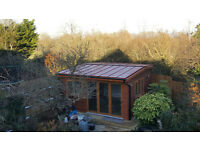 Garden accommodation, summer house, office, gym, play room - We can make your dreams come true !!!