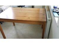 Ikea - pine dinning table