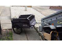 Bike Trailer Mule Transport Luggage Groceries Heavy Objects