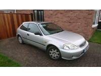 Honda civic ej9 2000 12 month MOT