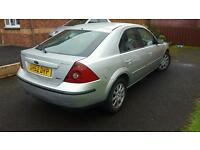 LOW MILEAGE!! Ford Mondeo Zetec 2.0 tdci