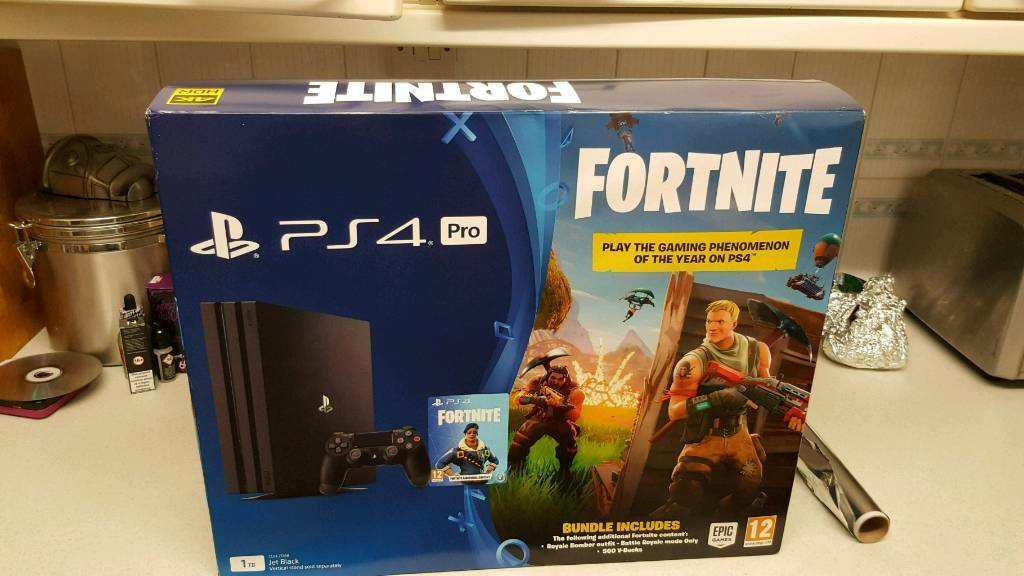 2945fe1a322e8 Brand new in Box Playstation 4 Pro