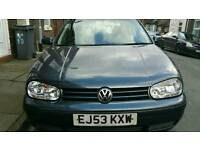 BARGAIN 1.4 VW-GOLF MATCH