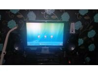 "24"" hp w2448hc computer monitor"