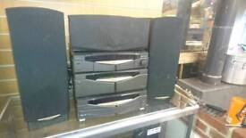 Kenwood series 21 stack system