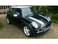 Mini Cooper 1.6 53 plate low mileage