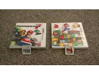 Mario Kart 7 + Super Mario 3D Land (Nintendo 3DS + 2DS)